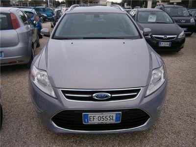usata Ford Mondeo 2.0 TDCi 115 CV 4 porte Titanium DPF del 2011 usata a Roma
