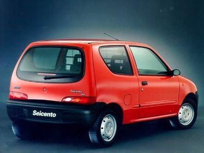 usata Fiat Seicento usata 2005