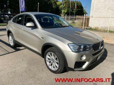 usata BMW X4 xDrive20d 190 CV AUTOMATICA*IVA ESPOSTA*