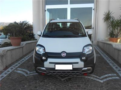 "usata Fiat Panda Cross New 1.3 95CV 4X4 S&S ""AUTO UFFICIALE ITALIANA"""