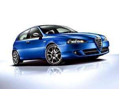 usata Alfa Romeo 147 1.9 JTD (120) 5 porte Black Line