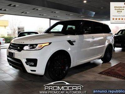 usata Land Rover Range Rover 3.0 TDV6 HSE DYNAMIC TOTAL WHITE *E6*UNIPROP* Pordenone
