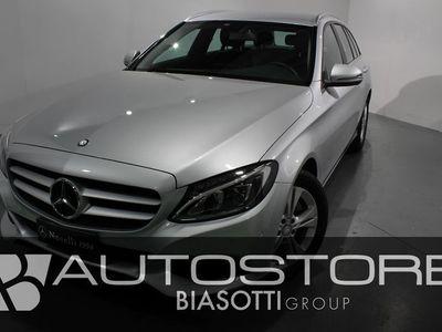 gebraucht Mercedes C220 -S205 SW Diesel d Business (BT) auto