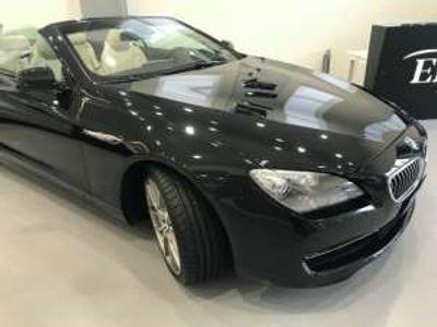 usata BMW 650 Cabriolet i Futura Benzina