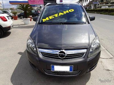 usata Opel Zafira ecoM METANO - 2010