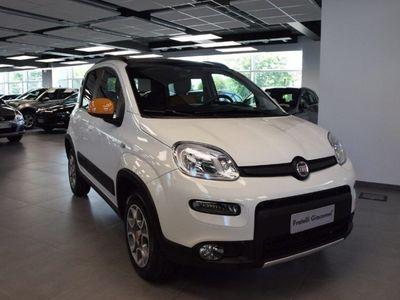 begagnad Fiat Panda 4x4 Panda 1.3 MJT S&S 4x4 Antartica 1.3 MJT S&S Antartica
