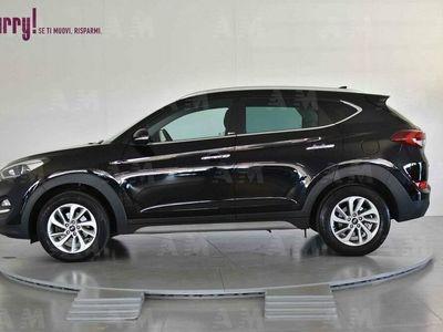 begagnad Hyundai Tucson 1.7 CRDi XPossible