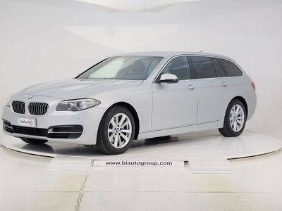 usata BMW 520 Serie 5 Touring d Touring Business aut.