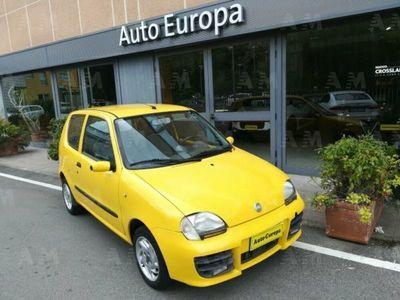 brugt Fiat Albea Seicento 1.1i cat Sporting del 2002 usata a