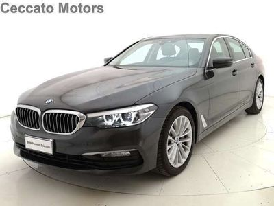usata BMW 540 i xDrive Business