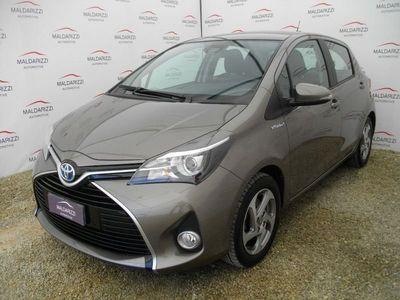 usata Toyota Yaris 3ª serie 1.5 Hybrid 5 porte Business
