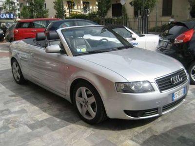 brugt Audi Cabriolet 1.8 T