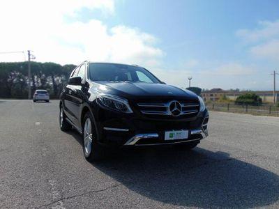 gebraucht Mercedes GLE350 D 4matic Sport, anno 2016, tagliandi ufficiali, pari al nuovo (350 d 4Matic Sport)