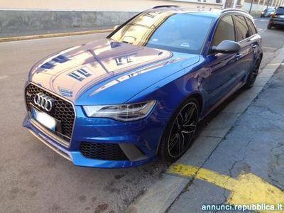 usata Audi RS6 AVANT 4.0 TFSI 605cv PERFORMANCE