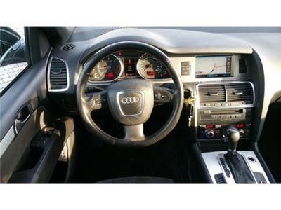 usata Audi Q7 3.0V6 TDI233CV quattro tiptr 7POSTI+S LINE+GANCIO