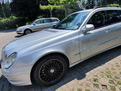 usata Mercedes E320 CDI V6 cat S.W. Avantgarde Sport