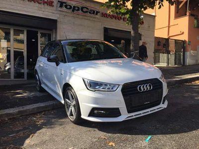 usata Audi A1 Spb 1.4 Tdi Sport S-line Aziendale Km Certificati Garanzia 12