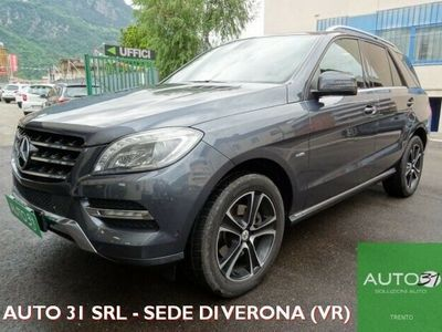usata Mercedes ML250 BlueTEC 4Matic - EURO 6