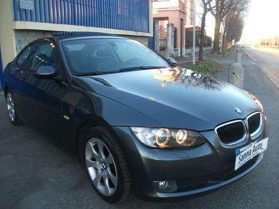 usata BMW 320 coupe' OTTIME CONDIZIONI,TETTO,NAVI,PELLE,XENO...