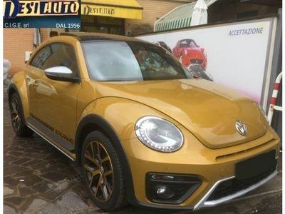 used VW Maggiolino Dune 2.0 TDI DSG 150 CV TETTO XENON