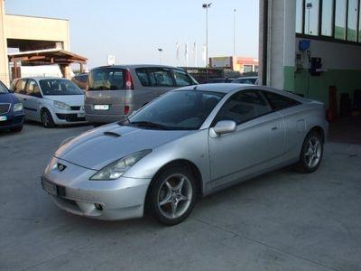 usata Toyota Celica 1.8 16V VVT-i MOTORE DA FARE