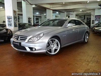 usata Mercedes CL55 AMG Kompressor AMG UFFICIALE ITALIA Roma