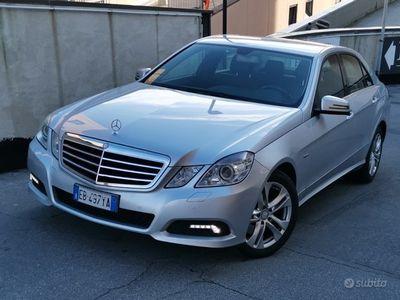 usata Mercedes E350 Avantgarde CV 231