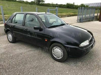usata Ford Fiesta 1.2i 16V cat 5 porte CTX Ghia