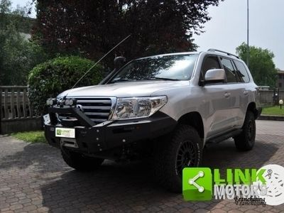 usata Toyota Land Cruiser V8 4.5 D4-D 7 posti