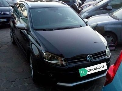used VW Polo Cross 1.2 TSI DSG BlueMotion Techno
