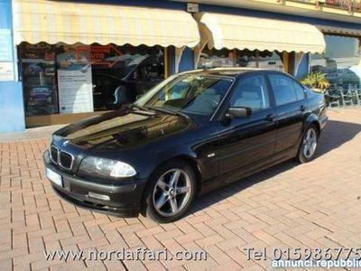 usata BMW 318 Serie 3 (E46) cat 4 porte