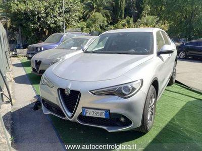 usata Alfa Romeo Stelvio Stelvio2.2 Turbodiesel 210 CV AT8 Q4 Business usato