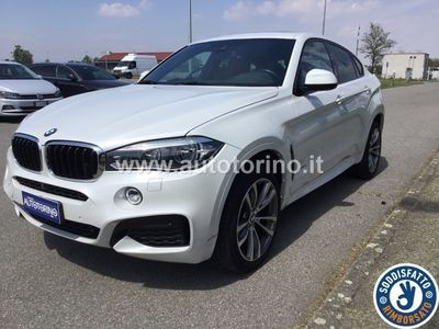 used BMW X6 X6xdrive30d Msport 258cv auto