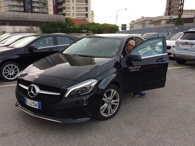 brugt Mercedes A180 Classe A - W176 Dieseld Sport auto my16