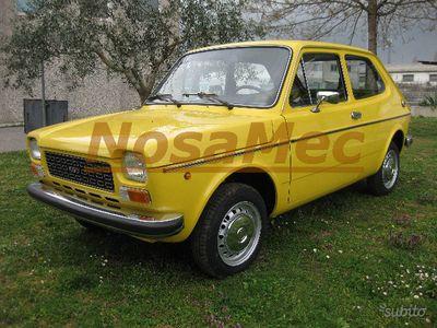 gebraucht Fiat 127 Special restauri personalizzati Abarth