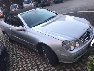 usata Mercedes CLK200 Classe Coupè Kompr. Tps Cat Cabrio Avantg. Usato