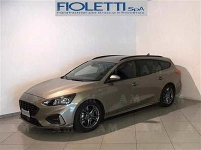 usata Ford Focus Station Wagon 1.0 EcoBoost 125 CV SW ST Line nuova a Concesio