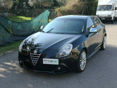 usata Alfa Romeo Giulietta III 2.0 jtdm(2) Exclusive 170cv