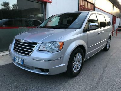usata Chrysler Grand Voyager 2.8 CRD DPF Limited Euro 4