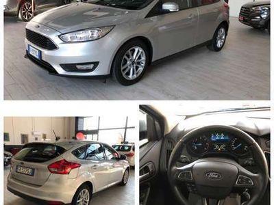 usata Ford Focus 1.5 TDCi 120CV Start&Stop NAVY SENSORI FULL