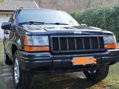 usata Jeep Grand Cherokee 5.9 4WD Quadra-Trac Limit