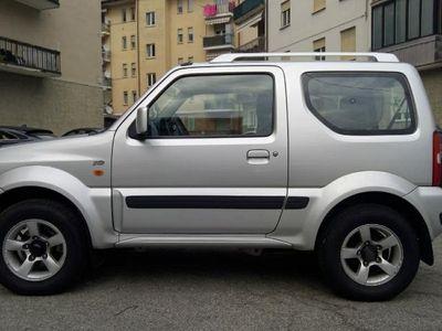 usata Suzuki Jimny 1.3i 16V cat Cabrio 4WD JLX