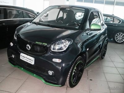 usata Smart ForTwo Electric Drive Greenflash Edition FH
