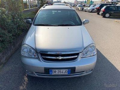 usata Chevrolet Nubira 2.0 TCDi 16V Station Wagon CDX Le