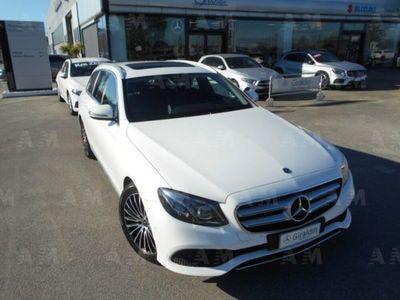 usata Mercedes 220 Classe E Station Wagond Auto Business Sport usato