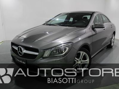 brugt Mercedes 170 Classe CLA - C117 Diesel 220 cdi Sportauto