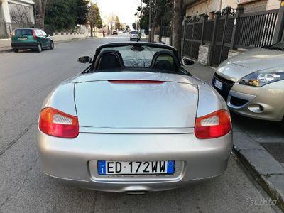 usado Porsche Boxster 2.5i 1997 iscrivibile asi