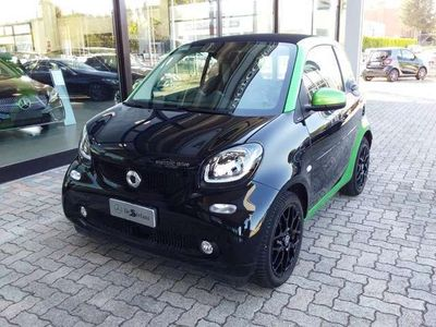 usata Smart ForTwo Electric Drive III 2015 Elettric Greenflash
