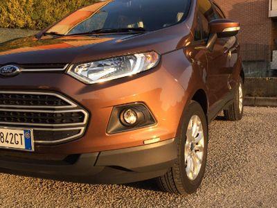 gebraucht Ford Ecosport 1.5 TDCi 90 CV Plus