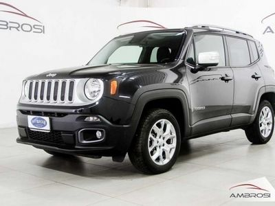 usata Jeep Renegade 2.0 TDI 140 CV 4WD ACTIVE DRIVE LOW LIMITED